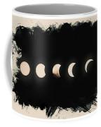 Solar Eclipse Phases Coffee Mug