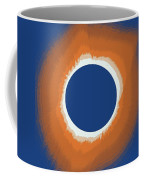 Solar Eclipse Poster 6 Coffee Mug
