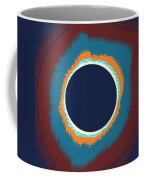 Solar Eclipse Poster Coffee Mug