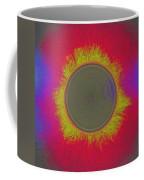 Solar Eclipse Spectrum 3 Coffee Mug