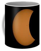 Solar Eclipse3 Coffee Mug