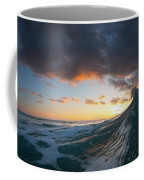 Solar Eruption. Coffee Mug