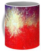 Solar Explosion Coffee Mug