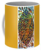 Solar Jaguar Coffee Mug