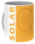 Solar Plexus Chakra Series Three Coffee Mug