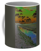 Solarized Sky Coffee Mug