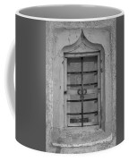Soldatenbau Window B W Coffee Mug