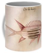 Soldier-fish, 1585 Coffee Mug