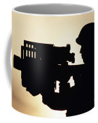 Soldier Holds A Stinger Anti-aircraft Coffee Mug
