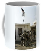 Soldiers From The Iraqi Special Forces Coffee Mug