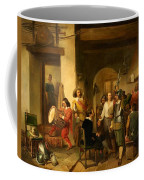Soldiers In A Tavern During The Thirty Years Coffee Mug
