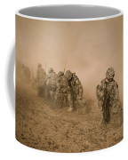 Soldiers In The Dust 2 Coffee Mug