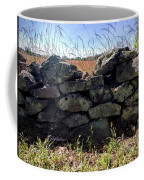 Soldier's View Of The Battlefield Coffee Mug