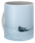 Solheimsandur Douglas R4d-8 Coffee Mug