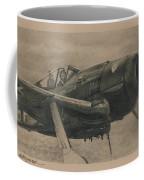 Solid Brass Coffee Mug