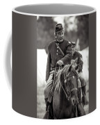 Solider On Horseback Coffee Mug