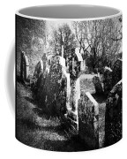 Solitary Cross At Fuerty Cemetery Roscommon Irenand Coffee Mug
