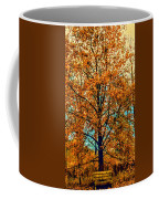 Solitary Fall Coffee Mug