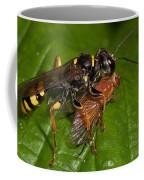 Solitary Wasp Coffee Mug