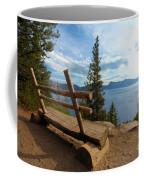 Solitude At Crater Lake Coffee Mug