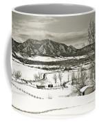 Solitude In Boulder County Coffee Mug