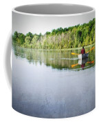 Solitude On Susan Lake Coffee Mug