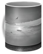 Solo Flight Bw Coffee Mug