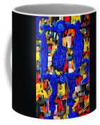 Somebody Standing On The Promises Of God Coffee Mug