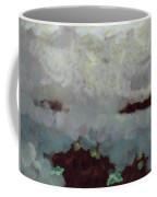 Someone Behind The Clouds Coffee Mug
