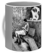 Someone Is Always Watching Coffee Mug