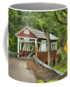 Somerset Backroad Crossing Coffee Mug