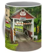 Somerset Burholder Covered Bridge Coffee Mug