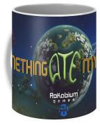 Something Ate My Alien #1 Coffee Mug