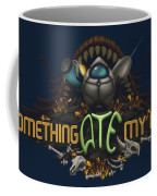 Something Ate My Alien #2 Coffee Mug