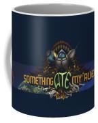 Something Ate My Alien #3 Coffee Mug