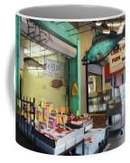 Something's Fishy Coffee Mug by Lori Deiter