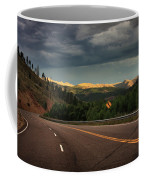 Sometime Life Throws You Curves, Enjoy The Ride Coffee Mug