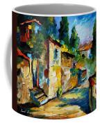 somewhere in Israel Coffee Mug
