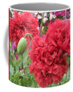 Somniferum Poppy 1 Coffee Mug