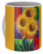 Sonflowers I Coffee Mug