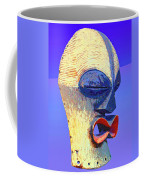 Songye Kifwebe Mask Coffee Mug