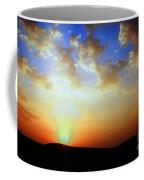 Sonnenuntergang 17052 Coffee Mug
