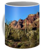 Sonoran Cacti Everywhere Coffee Mug