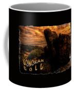 Sonoran Desert Early Morning Coffee Mug