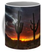 Sonoran Desert Sunrise 1 Coffee Mug