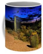 Sonoran Twilight Coffee Mug