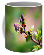Soon To Be Lilacs Coffee Mug