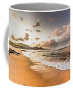 Soothing Seaside Scene Coffee Mug
