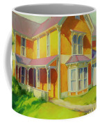 Sophie And Rose Coffee Mug by Steve Henderson