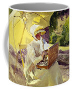 Sorolla: Painter, 1907 Coffee Mug